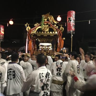 令和元年 街の夏祭り!
