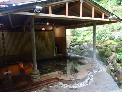 2019年7月有馬温泉を散策し、「竹取亭円山」に宿泊し、温泉三昧。神戸「なだ万」で夕食を戴きました。