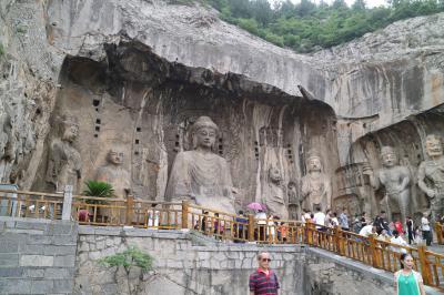 洛陽・龍門石窟(世界遺産)