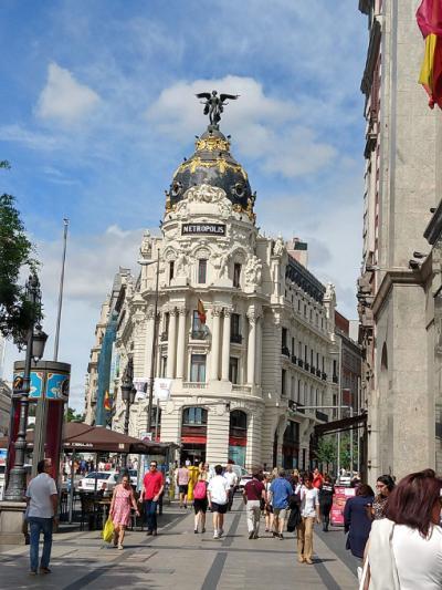スペイン旅行 - マドリッド 2019