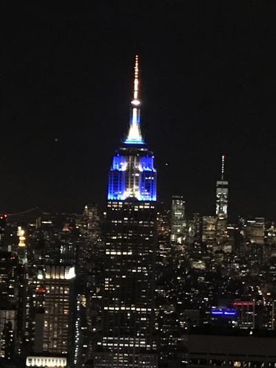 3度目のニューヨーク 4日目 自由の女神、ブルックリン、トップオブザロック