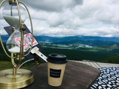 シャトレーゼ工場見学と清里高原への旅