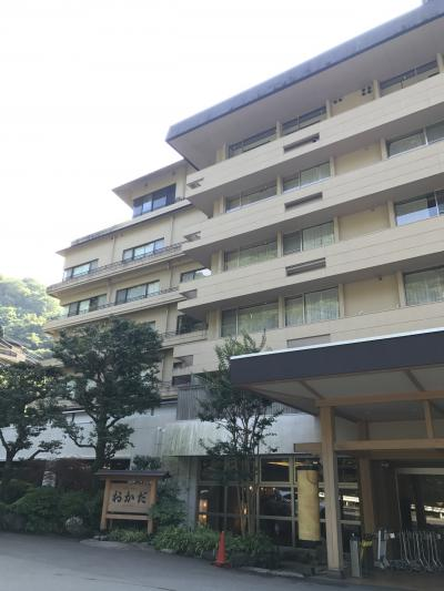 箱根湯本温泉 ホテルおかだ 2019夏