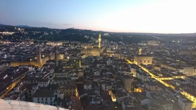 ヨーロッパ1か月周遊旅行_7日目③(イタリア:フィレンツェ)