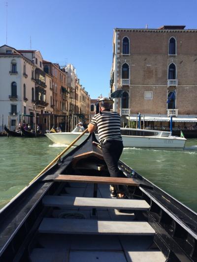 3泊5日 2度目のベニス ちょこっとフィレンツェ2 晴れ渡る2日目