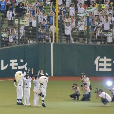 【まとめ1】2019年シーズン&セ・パ交流戦4月~6月:西武ライオンズ☆メットライフドーム