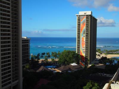 ハワイ夫婦2人旅①出発から到着
