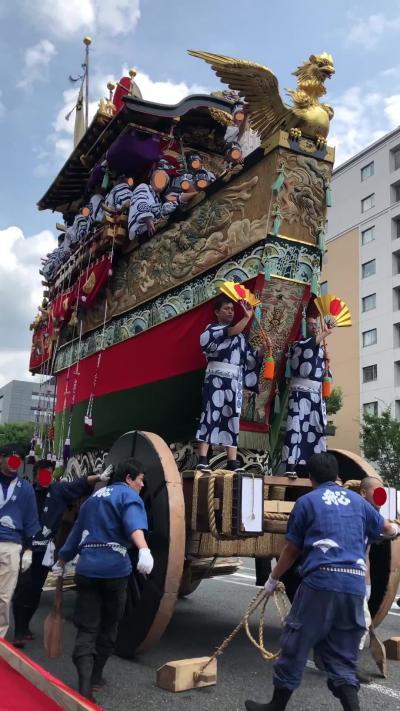 祇園祭と貴船一日バスツアー