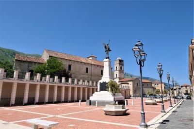 魅惑のシチリア×プーリア♪ Vol.8 ☆テッジャーノ:教会広場から素晴らしいパノラマ♪