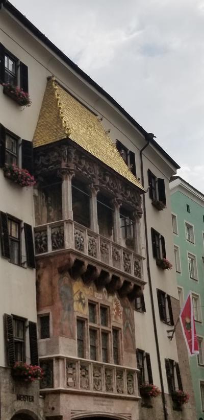 ドイツ、オーストリア、イタリア9日間プラス1日 オーストリア編