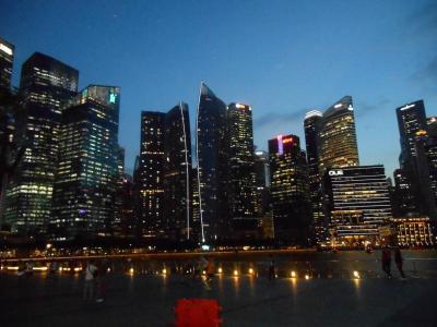 青春する!シンガポール1日目