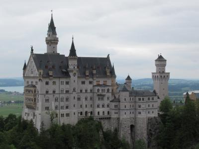 覚え書き ドイツ最高峰と中世浪漫漂う街並みを訪ねて⑤-2
