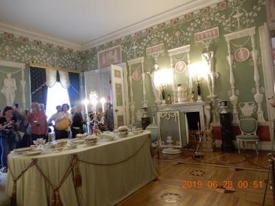 「宮殿」{世界遺産} エカテリーナ宮殿(内部) Ⅶ サンクトペテルブルク