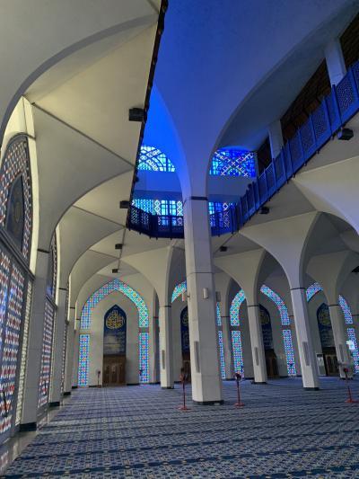 初めてのマレーシアは友人を訪ねての一人旅①☆。.:*・モスクに心奪われる♡