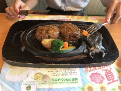 みかん狩り&さわやかハンバーグ   in静岡