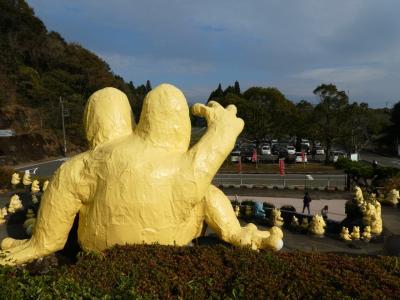 宮崎から霧島温泉へ。ひさしぶりの旅行人山荘滞在。