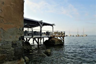 魅惑のシチリア×プーリア♪ Vol.25 ☆イタリア美しき村「シッラ」:海上の旧市街を優雅に歩く♪