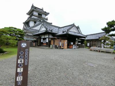 2019年 7月 高知県 高知市 高知城歴史博物館&高知城