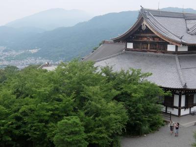 京都東山山頂 将軍塚青龍殿