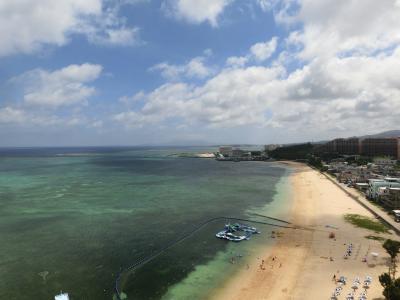 2019.07 2歳児とホテルモントレ沖縄に泊まる車なし3泊4日の旅 後編