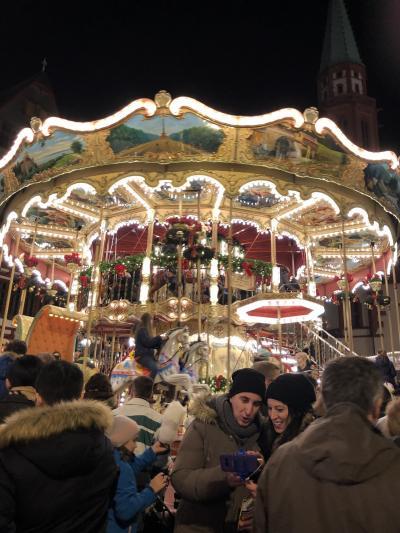 クリスマスマーケット フランクフルト プラハ
