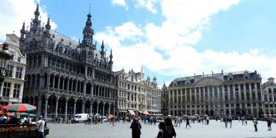 ブリュッセル、幻を現実に。