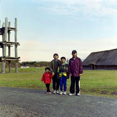 2000年三内丸山遺跡
