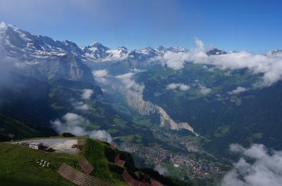 大自然スイス満喫の旅&ちょこっとミラノ~4日目~(メンリッヘン→ユングフラウヨッホ→アイガーグレッチャー)