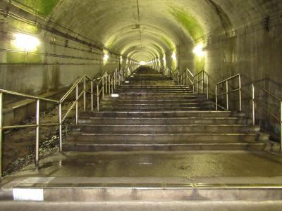 水上と宝川・法師温泉の旅 ①日本一のモグラ駅「土合駅」
