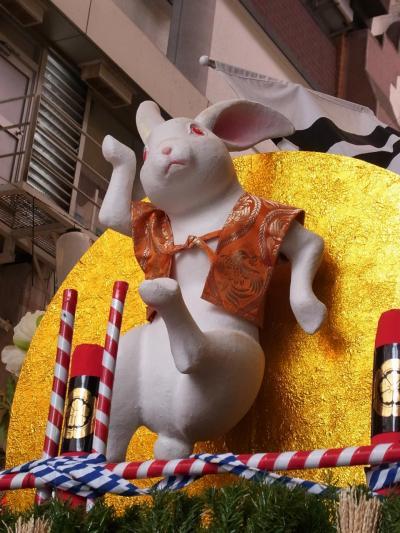 福岡トランジット16.5時間で博多祇園山笠を楽しむぞ