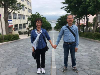 ダイヤモンドプリンセスで行く北海道周遊クルーズ(その5 函館)