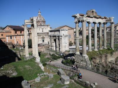 2019年 ウンブリア、トスカーナの小さな街と北イタリア ⑮最終日ローマ