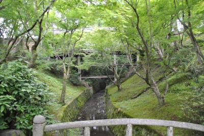 京都その1 東福寺とそこでのギュレル写真展