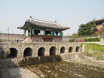 2019GWはまさかの韓国ソウル ②まだ大してソウル観光していないのに、いきなり水原行って世界遺産の「水原華城」見てきました