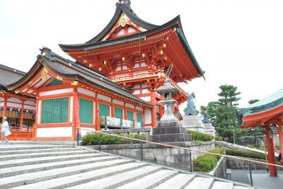 *京都その2 東伏見稲荷太社から貴船神社