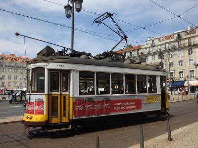 ルシタニア号でリスボン、アルファペンドゥラールでポルト(その3 リスボン)