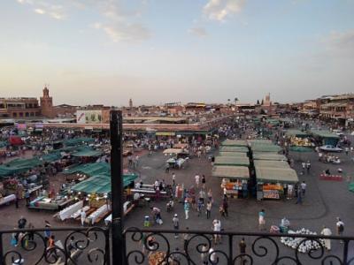 えぇ?・・・ラマダン中のモロッコ10日間 5