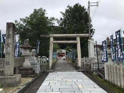 青春18きっぷの旅2019夏:名古屋発・大阪着、紀勢本線全線乗り鉄④(新宮観光)