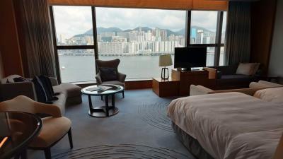 目的はケリーホテルに泊まること♪ 香港2泊3日【1】