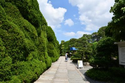 倉敷紡績の本社跡地が観光地になっています