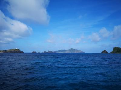 沖縄・座間味島で美しいケラマブルーの海に癒される! ①