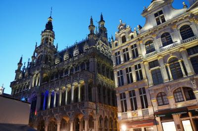 2019年7月 ANAプレミアムエコノミーで行くベルギー ブリュッセル