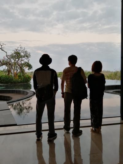 (3~5日目 結婚式そして帰国)  甥っ子の結婚式でバリ島   ~リンバ泊まったよ~ん~