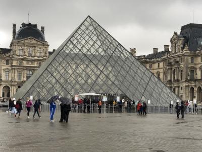 2019年3月 南西フランスに行って来ました。Part.1.羽田→パリ→トゥールーズ。