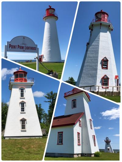 471-ルピナス咲く2度目のプリンスエドワード島【2】…今回の目的は灯台めぐり、まずは4か所制覇!