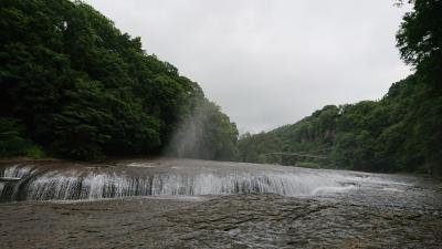 梅雨時の群馬1泊2日旅 2日目(たくみの里~吹割の滝~赤城神社~鳥居峠~覚満淵)