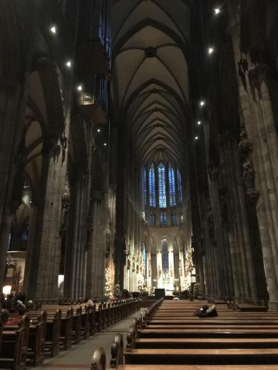 歴史を巡る-年末年始ヨーロッパ一人旅-⑨「大みそかのケルン大聖堂」