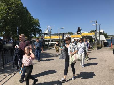 北欧旅行5(フィンランド11回目・デンマーク2回目・スウェーデンマルメ2回目)