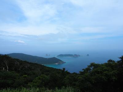 離島一人旅 加計呂麻島