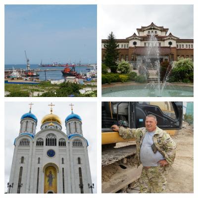 3泊4日サハリン観光(ユジノサハリンスク、コルサコフ)